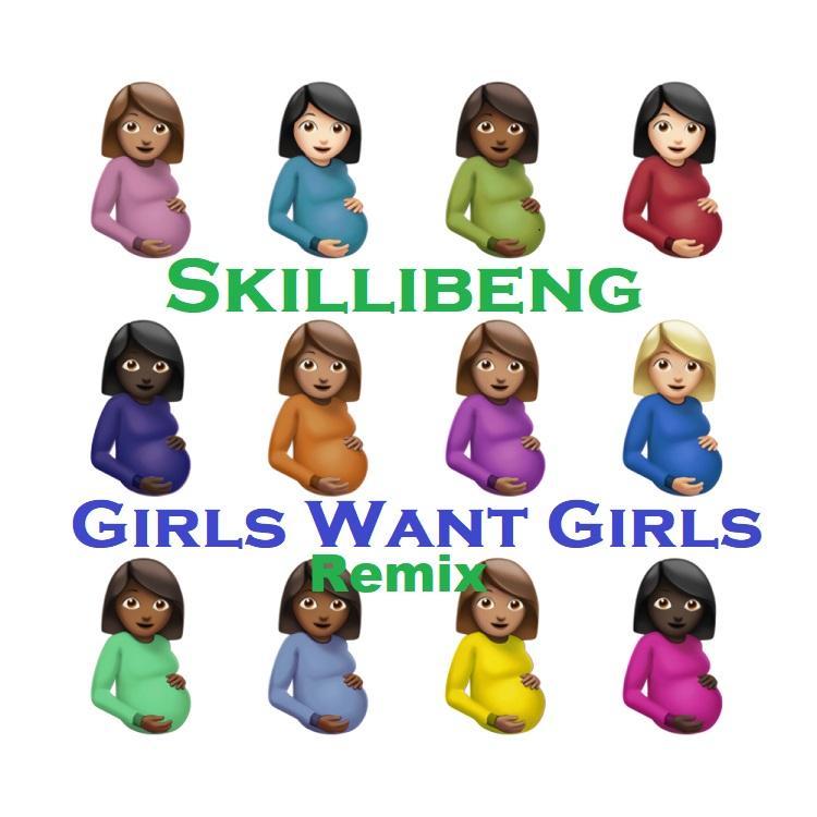 ✴️[Music]Skillibeng – Girls Want Girls Remix